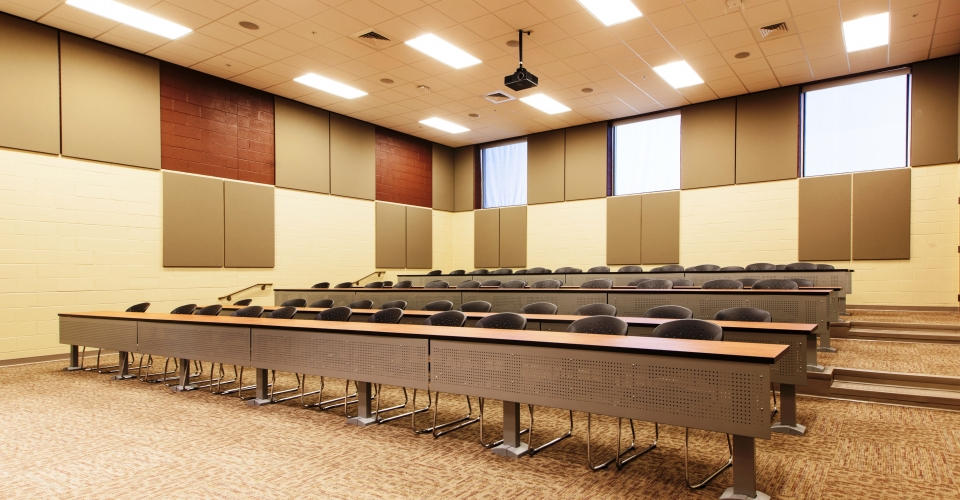 9.  Lecture Room – Edited
