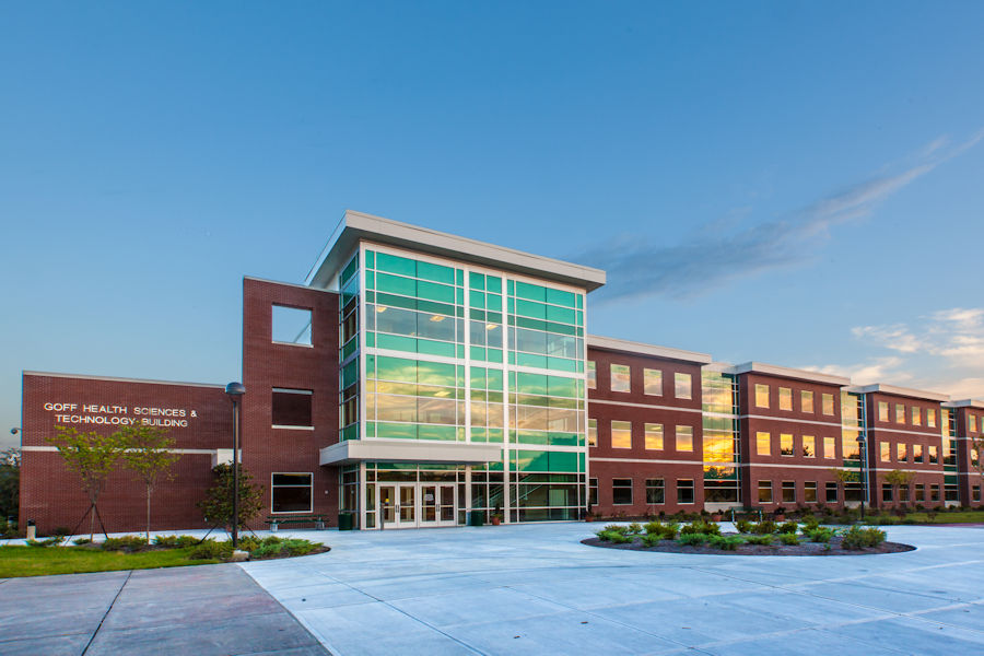 Roane State Community College - Goff Health Sciences & Technology Building