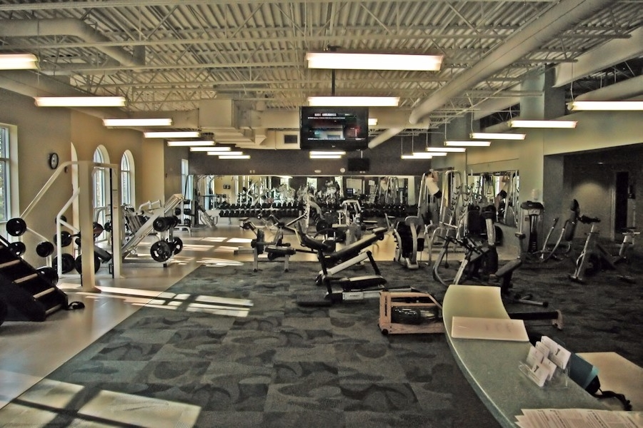 davis-ymca-workout-room