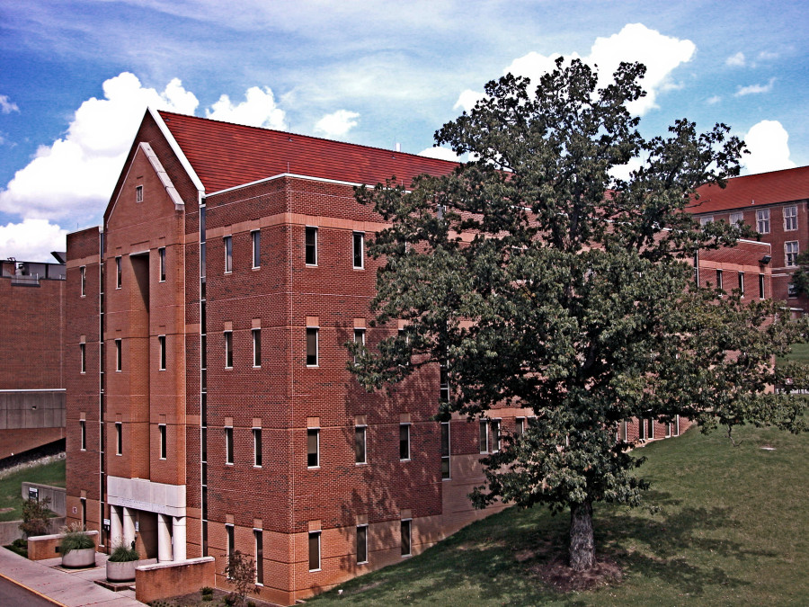 University of Tennessee, Burchfiel Geography Building