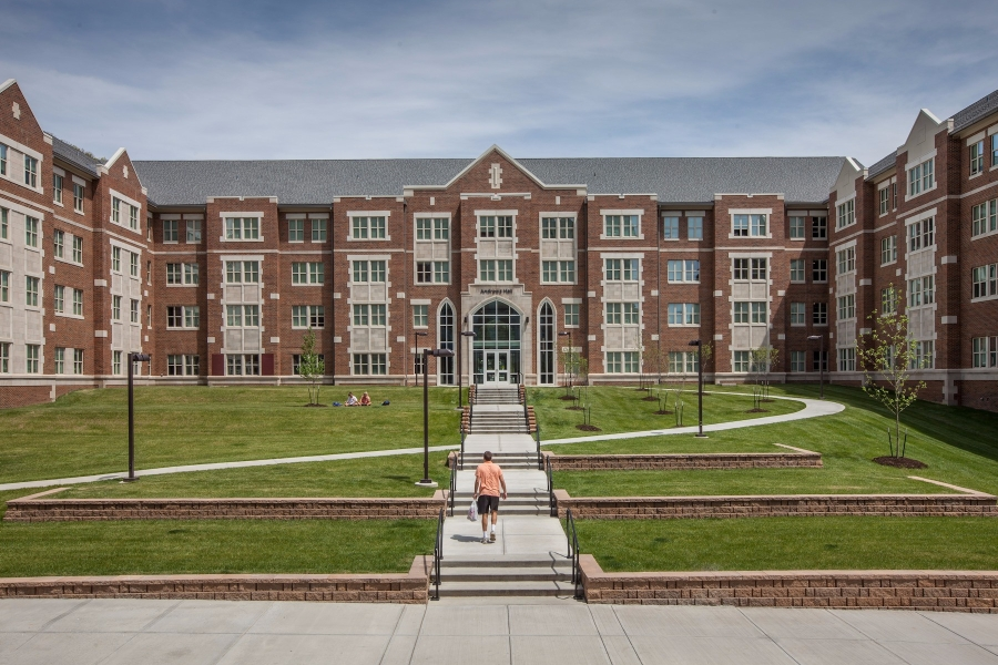 MSU Andrews Hall