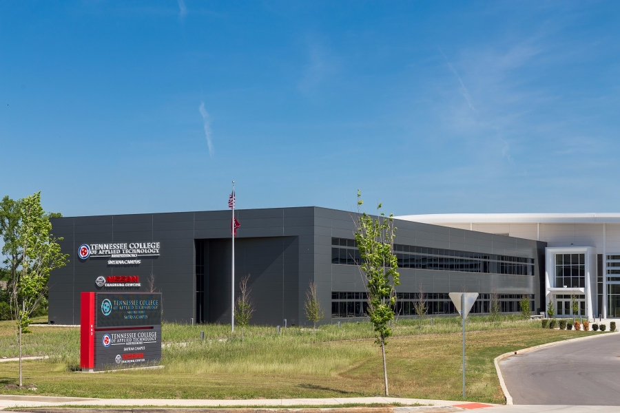 TCAT Murfreesboro - Smyrna Campus & Nissan Training Center