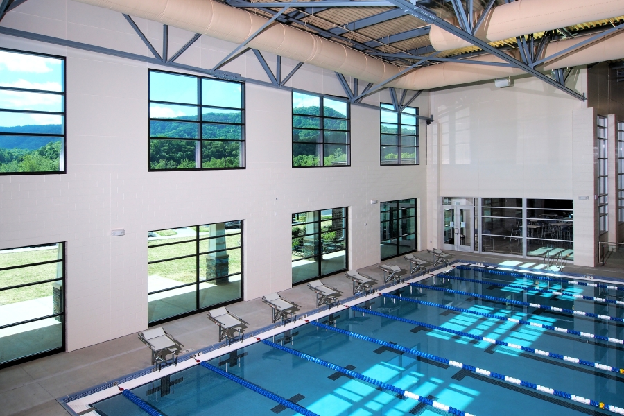 Kingsport Aquatic Center & Greater Kingsport Family YMCA