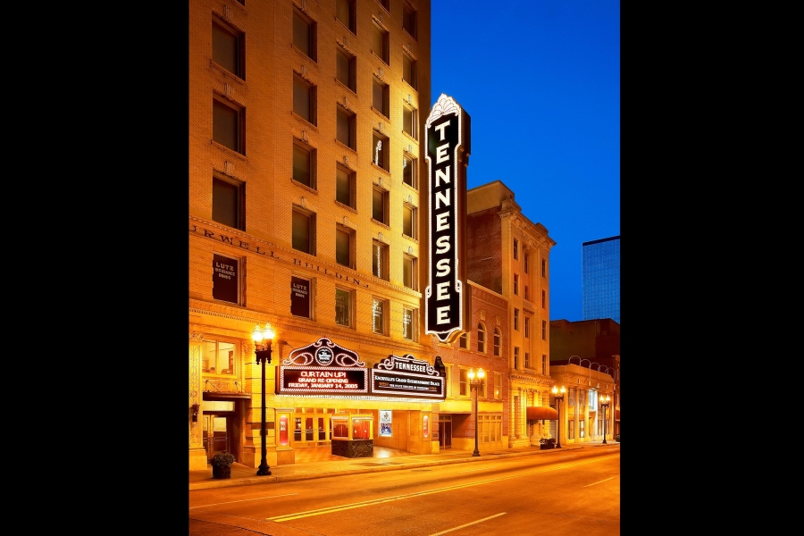 Historic Tennessee Theatre