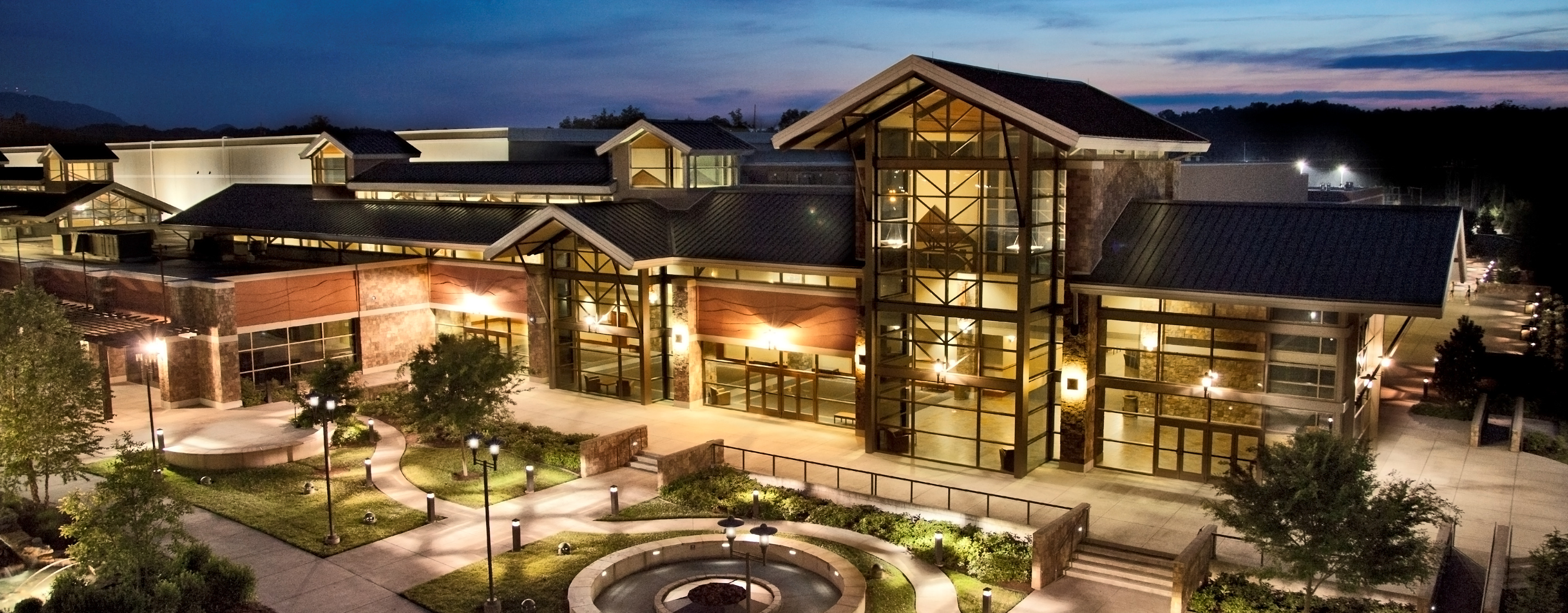 Sevierville Events Center and Parking Garage