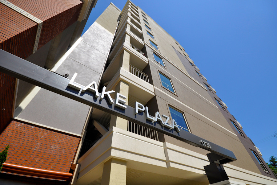 Lake Plaza Condominiums and Parking Garage