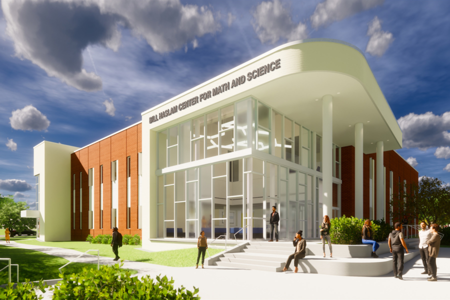 PSCC Bill Haslam Center for Math and Science
